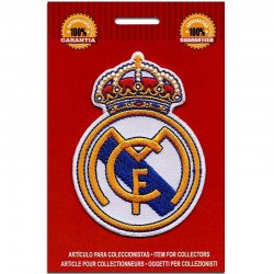 Escudo Bordado Real Madrid