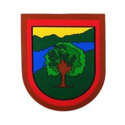 escudo guarda campo termoadhesivo