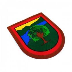 emblema de brazo guarda de campo