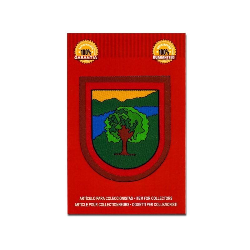 escudo emblema guarda de campo