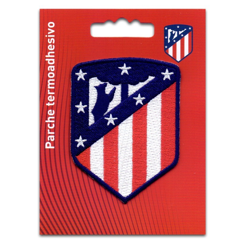 escudo bordado atletico de madrid
