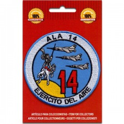 Patch Wing 14 Air Force