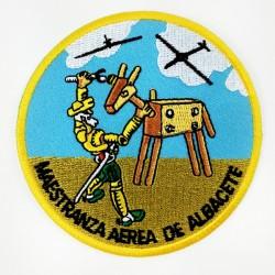 escudo maestranza aerea albacete