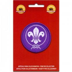 flor de lis scout mundial