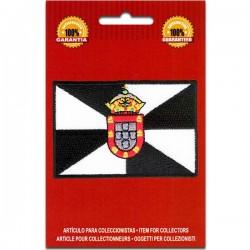 bandera bordada ceuta