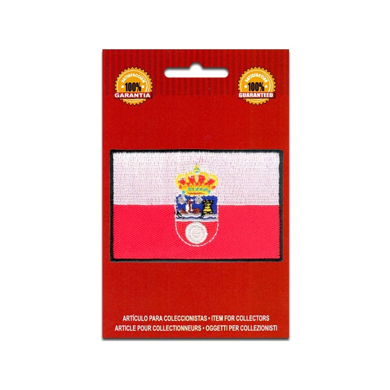 bandera bordada cantabria