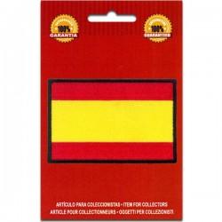 bandera de España sin escudo