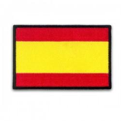 bandera España termoadhesiva sin escudo