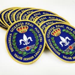 spanish royal guard emblem