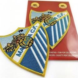 escudos bordados del malaga cf