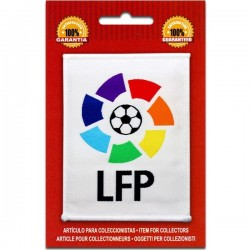 Old Emblem LFP Football Spain