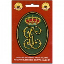 Patch Guardia Civil Spain...