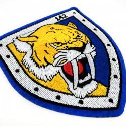 escudo bordado ala 14 142 escuadron albacete