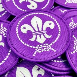 insignia scout mundial