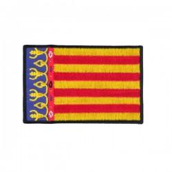 bandera bordada valencia
