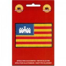 bandera bordada islas baleares