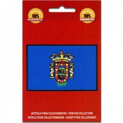 bandera bordada melilla
