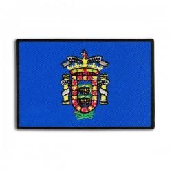 bandera termoadhesiva melilla