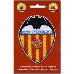 escudo bordado valencia cf