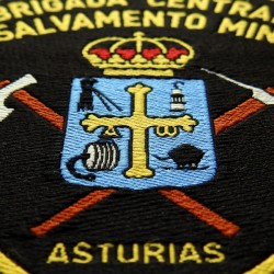 brigada central salvamento minero asturias