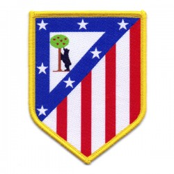escudo atletico de madrid antiguo