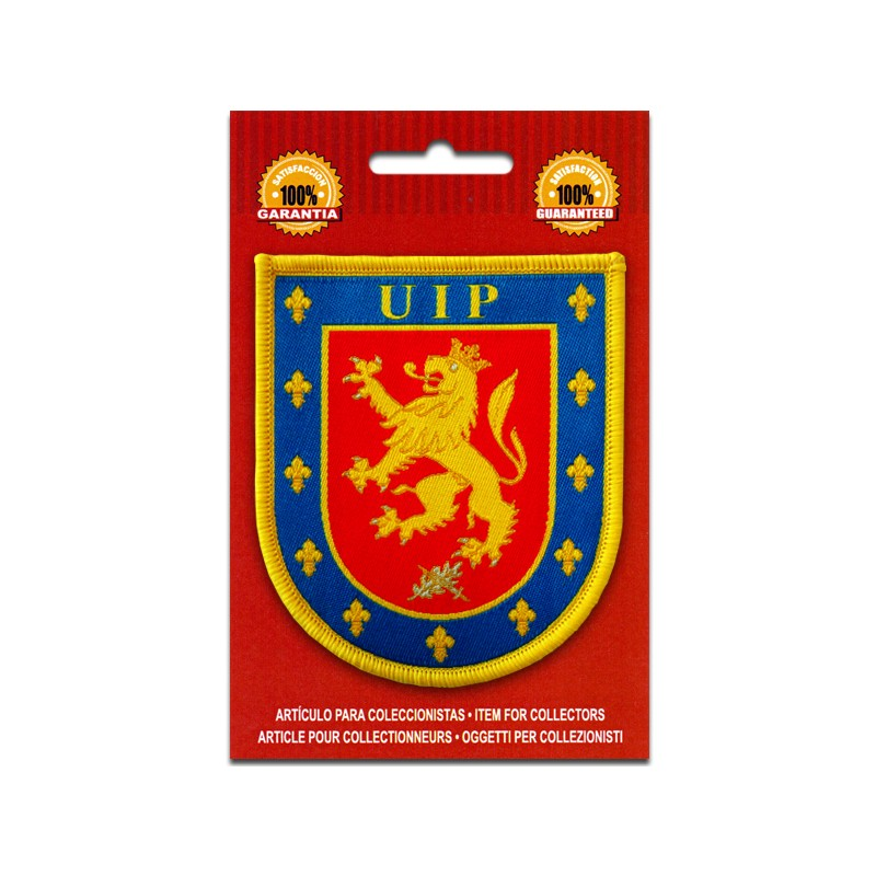 UIP National Police Corps Collector's Edition Patch