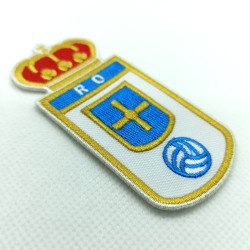 patch emblem oviedo