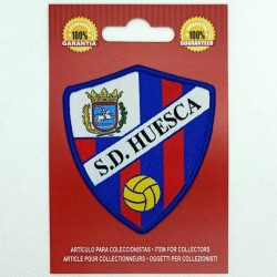 iron on patch huesca