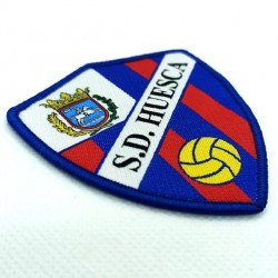 woven patch huesca spain
