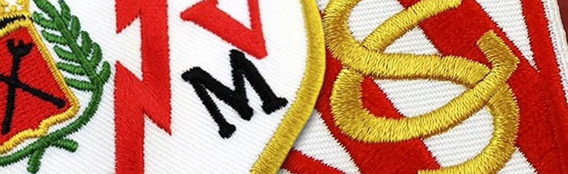 Iron On Embroidered Football Patches and Emblems